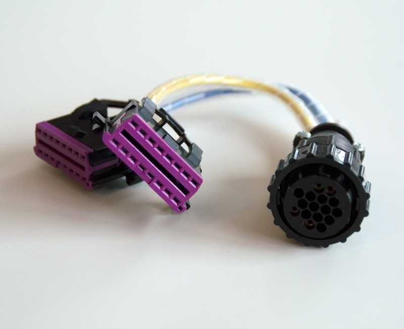 SanCo Chiptuning - OBD connectors